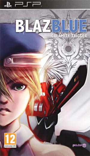 BlazBlue : Calamity Trigger sur PSP