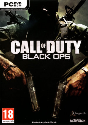 Call of Duty : Black Ops sur PC