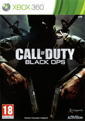 Call of Duty : Black Ops sur 360