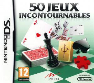 50 Jeux Incontournables sur DS