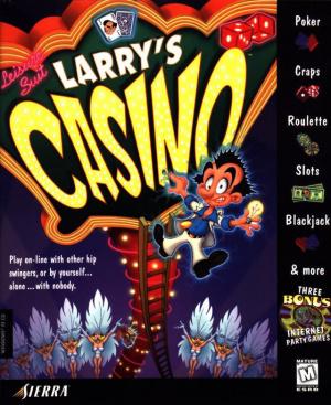 Leisure Suit Larry's Casino sur PC