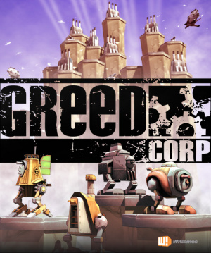 Greed Corp sur PC