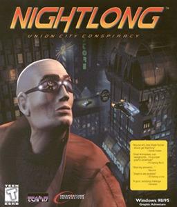 Nightlong : Union City Conspiracy sur Amiga