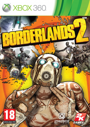 Borderlands 2 sur 360