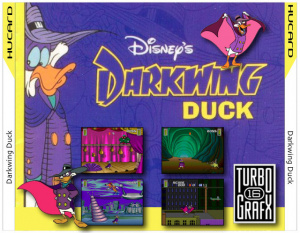 Darkwing Duck sur PC ENG
