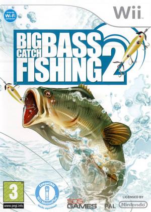 Big Catch Bass Fishing 2 sur Wii