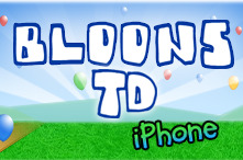 Bloons TD sur iOS