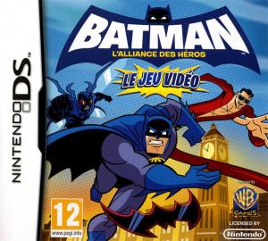 Batman : L'Alliance des Héros le Jeu Vidéo