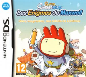 Super Scribblenauts : Les Enigmes de Maxwell sur DS