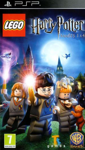 LEGO Harry Potter : Années 1 à 4 sur PSP