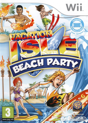 Vacation Isle : Beach Party sur Wii