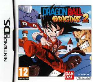 Dragon Ball : Origins 2 sur DS