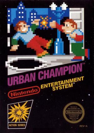 Urban Champion sur Nes