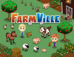 FarmVille sur Web
