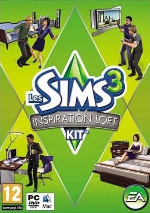 Les Sims 3 : Inspiration Loft Kit sur PC