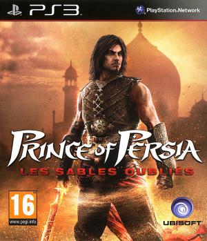 Prince of Persia : Les Sables Oubliés sur PS3