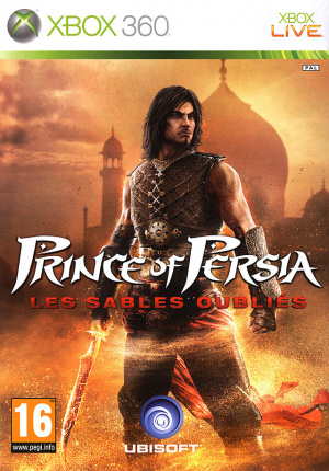 Prince of Persia : Les Sables Oubliés sur 360