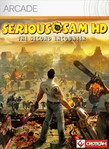 Serious Sam HD : The Second Encounter sur 360