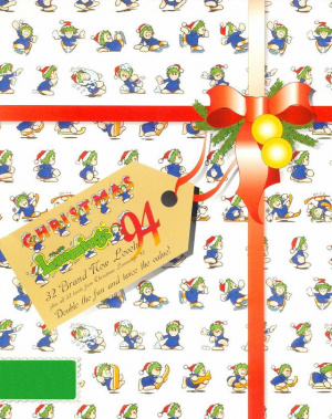Holiday Lemmings 1994 sur PC