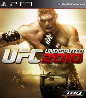 UFC 2010 Undisputed sur PS3