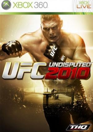 UFC 2010 Undisputed sur 360