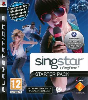 Singstar Starter Pack sur PS3