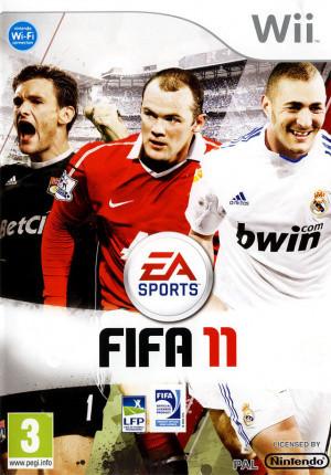 FIFA 11 sur Wii