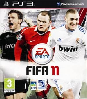 FIFA 11 sur PS3