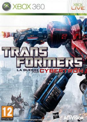 Transformers : La Guerre pour Cybertron sur 360