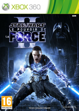 Star Wars : Le Pouvoir de la Force II sur 360
