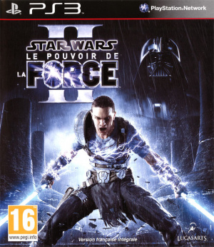 Star Wars : Le Pouvoir de la Force II sur PS3