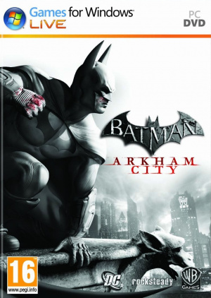 Batman Arkham City sur PC