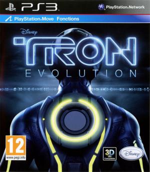 Tron Evolution sur PS3