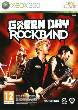 Green Day : Rock Band sur 360