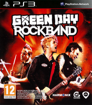 Green Day : Rock Band sur PS3