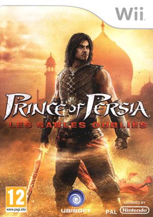 Prince of Persia : Les Sables Oubliés sur Wii