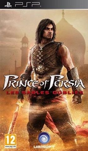 Prince of Persia : Les Sables Oubliés sur PSP