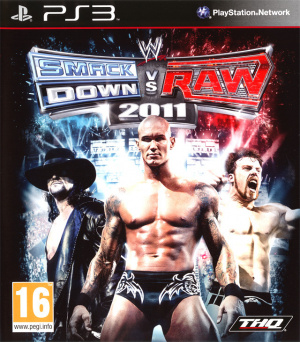 WWE Smackdown vs Raw 2011 sur PS3