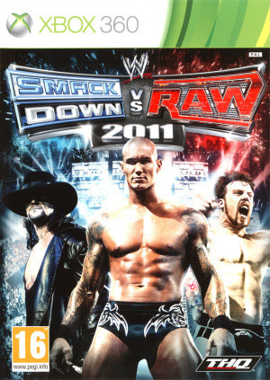 WWE Smackdown vs Raw 2011 sur 360