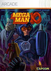 Mega Man 10 sur 360