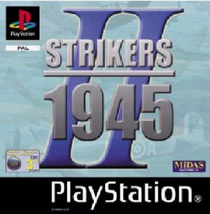 Strikers 1945 II sur PS1