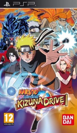 Naruto Shippuden Kizuna Drive sur PSP