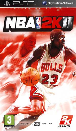 NBA 2K11 sur PSP