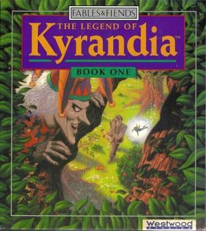 The Legend of Kyrandia sur Mac