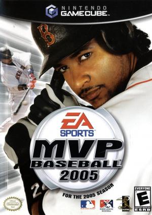 MVP Baseball 2005 sur NGC