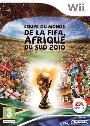 Coupe du Monde de la FIFA : Afrique du Sud 2010 sur Wii