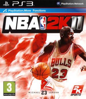 NBA 2K11 sur PS3