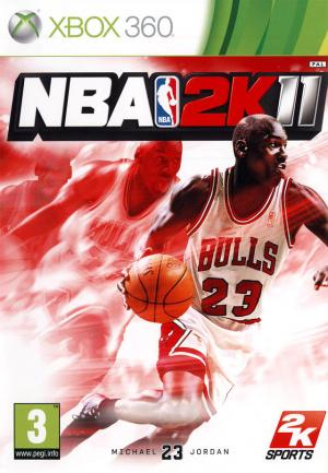 NBA 2K11 sur 360