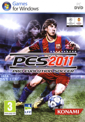 pes 2011 pc demo jouable