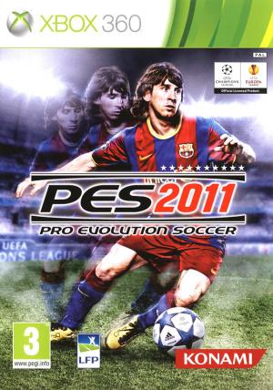 Pro Evolution Soccer 2011 sur 360